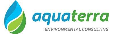 Auqa terra Logo